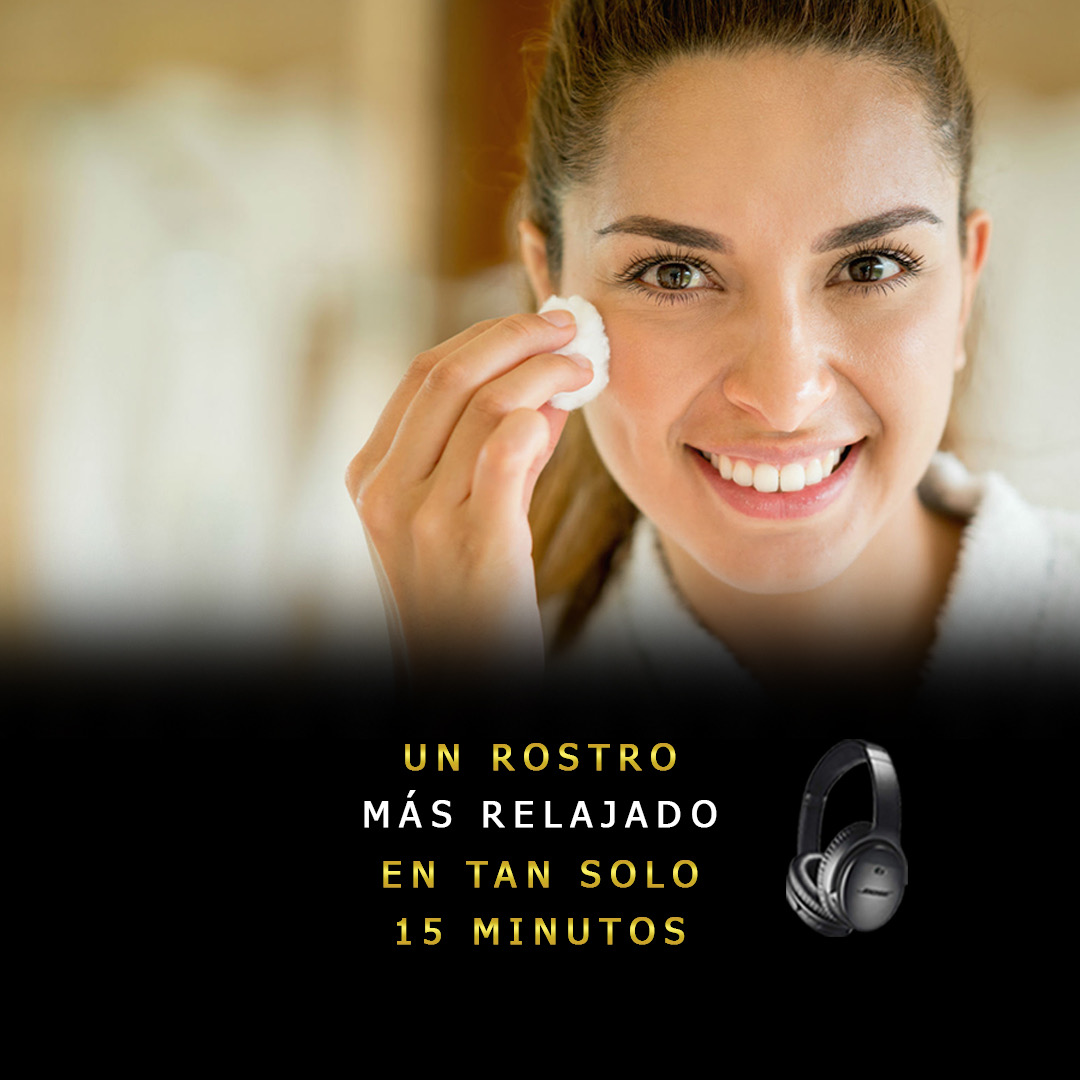 Audio revitaliza tu rostro - Juan Antonio Pérez - VIVIR PNL