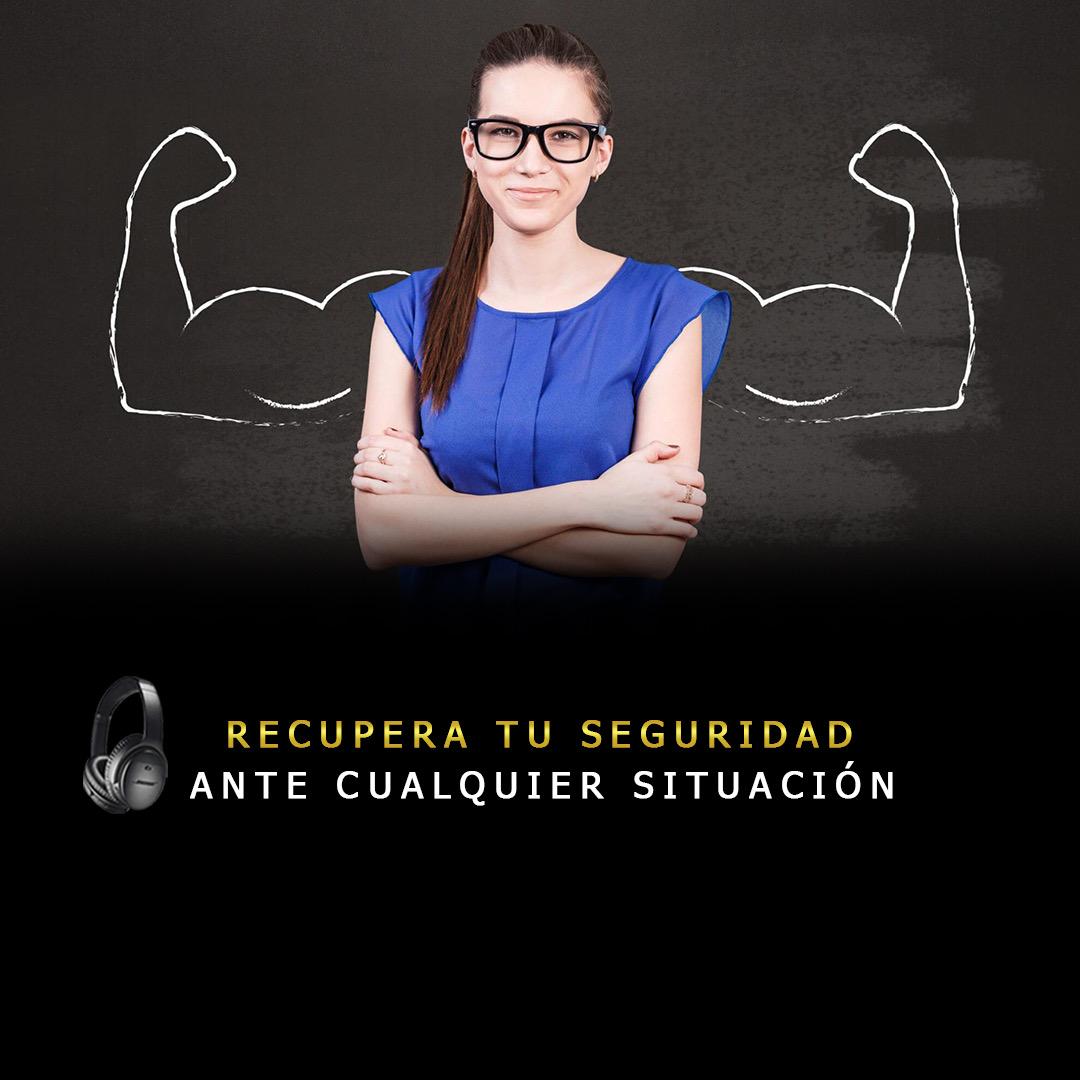 Audio seguridad en ti - Juan Antonio Pérez - VIVIR PNL